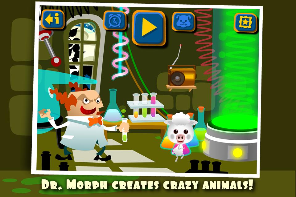 Screenshot Dr. Morph's Memo