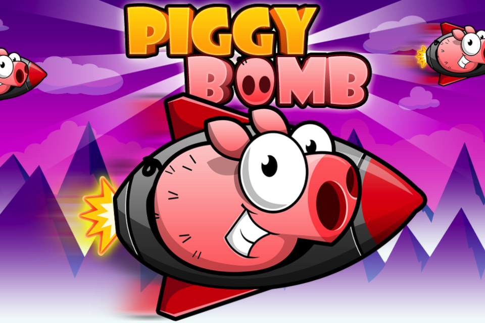 Screenshot Piggy Bomb Lite